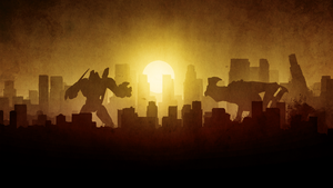 Pacific Rim - Wallpaper by RockLou