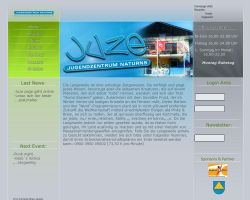 juze Homepage by PanniL0