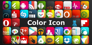 Android Color Icon by gmadzl