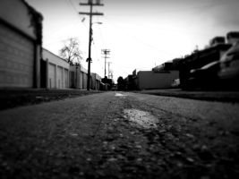 ALLEY IN RF by GeneLythgow