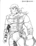 Simon Belmont by antmanx68