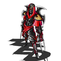Zed - the Master of Shadows by Liptan
