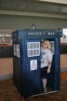 Tardis by Witch-Hunter-87