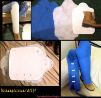Boot Covers by breathelifeindeeply