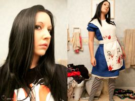 Alice Liddell WIP II by Ailish01
