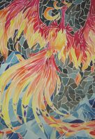 Fire and Ice by Liei