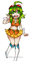 Vocaloid: Gumi by Mikkynga