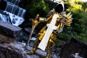 Tyrael Cosplay by SilverIceDragon1