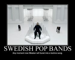 NEXT MOVIE-WESKER IN A BAND. by Mary-Blackbones