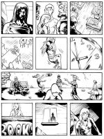 Bright Eyes page 2 by PeterPalmiotti