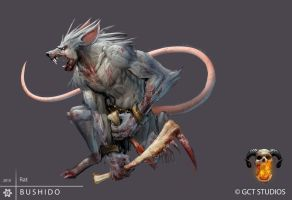Rat by Pechan