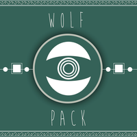 Wolf Pack CD Cover by LegacyDesiggns