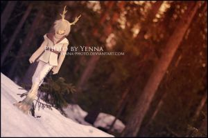 Forward by yenna-photo