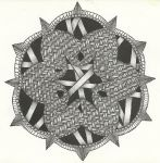 Woven Star by Rozara