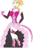 Lilica Going Burlesque by lil-mermaid1016