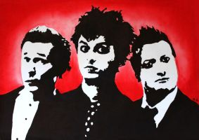 Green Day by punky989