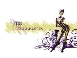The Hellequin by Morgue-Hallelujah