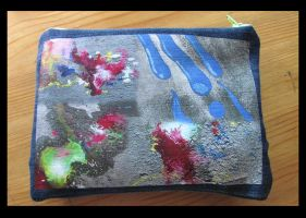 My pencilcase for school by SliderGirl