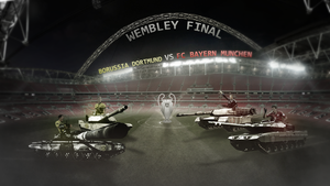 Wembley Final V1 by MakaayR