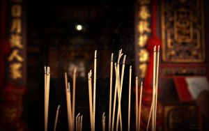Incense and Gold by AbbottPhotoArt