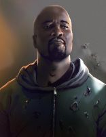 Luke Cage by mehdic