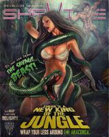 Feature: There's a New King of the Jungle-SheVibe by SheVibe