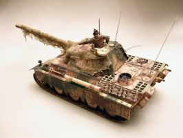 Panther Tank 2 by Ferox-86