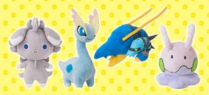 New Kalos plushes for this year! by ryanthescooterguy