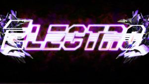 Electro wallpaper 2. by LinehoodDesign
