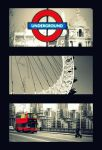 Glimpses of London by eileanrose