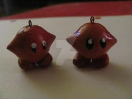 Kirby Charms by AlmostInfinity