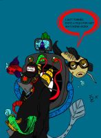 Jam Session 4:Under The Sea:The REVENGE of AKIRA!! by eternal10
