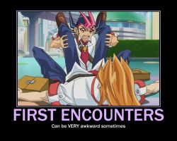 .: First Encounters :. by YuGiOh4Ever