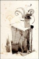 paper.ghosts by betteo