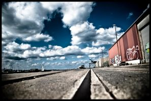 rail way to heaven by tuebengtsson