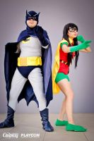 Watch Out, Robin! by DallenaD