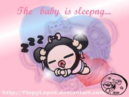 the 2nd picture of pucca baby by FlopyLopez