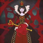 Queen of Hearts by Bloody-Idiot