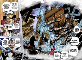 One Piece Chapter 660 by TreLuce