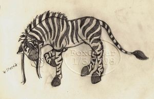My Zebra, last part by FoxOFWar
