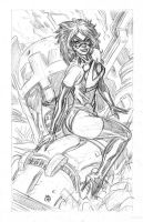 MS MARVEL ROGUE by stalk