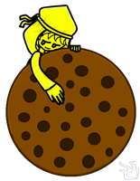 .:Contest Entry:. Stephano's Cookie by xXDarknessShadowXx