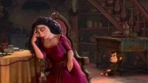 Gothel and Mavis by xLexieRusso2