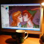 Peter and Wendy: VIP by daekazu
