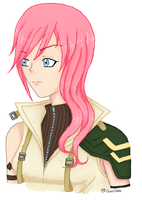 Lightning Farron-Color by ChaosSoda