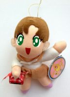 Sailor Moon R Banpresto Jupiter Plush Doll Set 3 by aleena