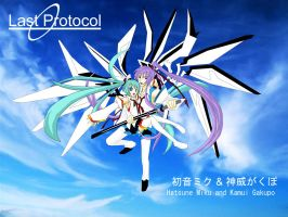 Last Protocol - Vocaloid by i2lovedeviantart