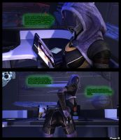 Tali vs Miranda: The Better Ass Page 2 by Vitezislav