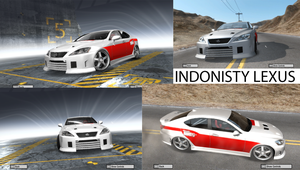 Indonisty Pro Street by Vaux111