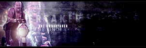 the undertaker by D3WABATE